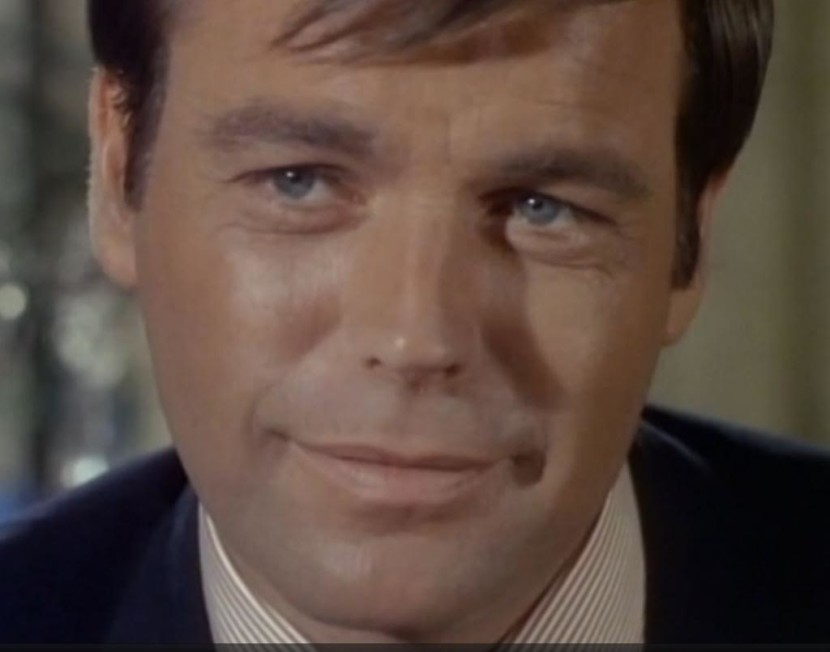 Television and Movie Actor Robert Wagner
