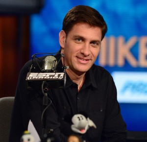 Mike Greenberg of ESPN
