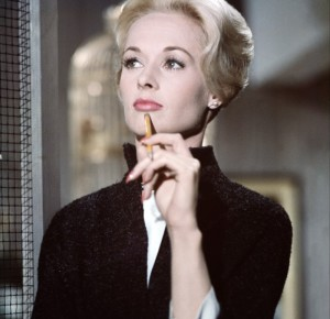 Actress Tippi Hendren