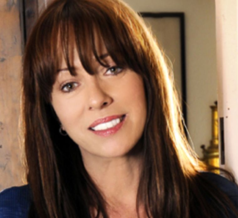 Actress Mackenzie Phillips